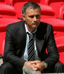 Jose Mourinho backs Manchester United