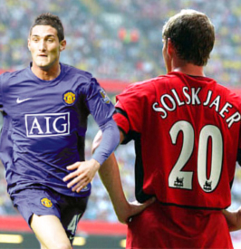 Can Kiko Macheda be the new Solskjaer?