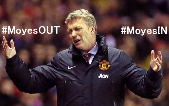 Should United sack Moyes?