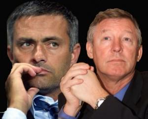 Jose Mourinho v Alex Ferguson