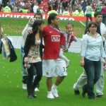 Tevez Heading Out Of The Theatre Of Dreams
