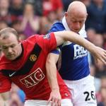 Rooney scored the winner against Brum