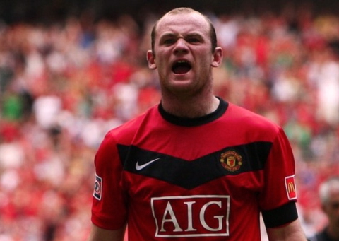 Rooney scored again at White hart lane