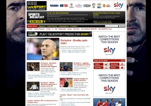 talkSPORT new website