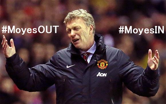 Should United sack Moyes?