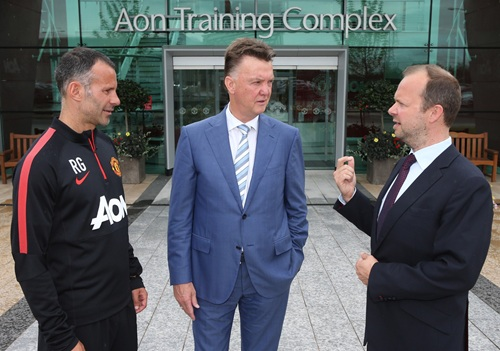 Woodward yet to sign big players for LVG