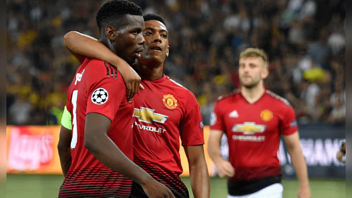 Manchester United Confirm Champions League Squad Trulyreds Com