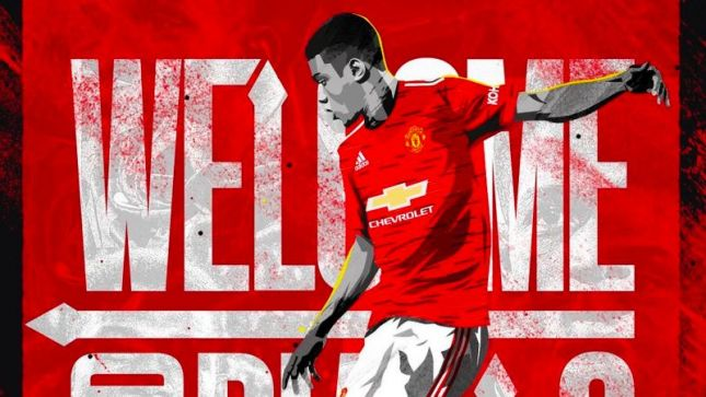 Top 10 most expensive transfers in Manchester United's history